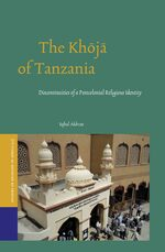 Cover The Khōjā of Tanzania