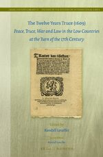 Cover The Twelve Years Truce (1609)
