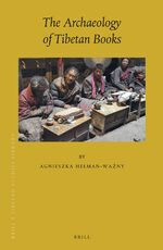 Cover The Archaeology of Tibetan Books