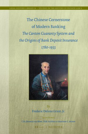 Cover The Chinese Cornerstone of Modern Banking