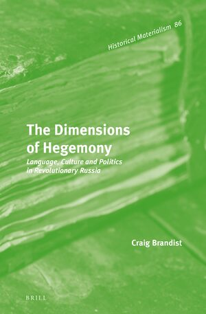 Cover The Dimensions of Hegemony