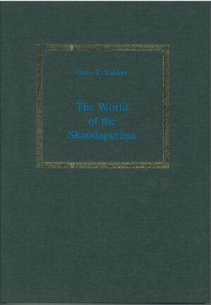 Cover The World of the Skandapurāṇa