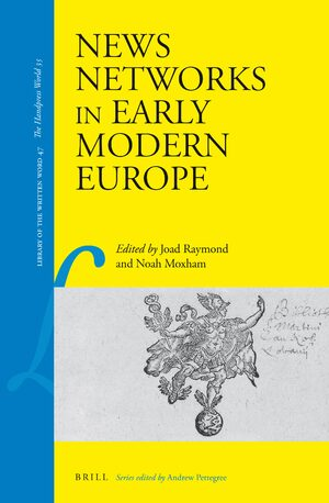 Cover News Networks in Early Modern Europe