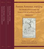 Cover Passion, Romance, and <i>Qing</i> (3 vols.)