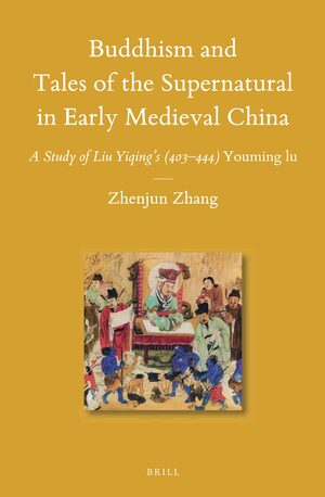 Cover Buddhism and Tales of the Supernatural in Early Medieval China