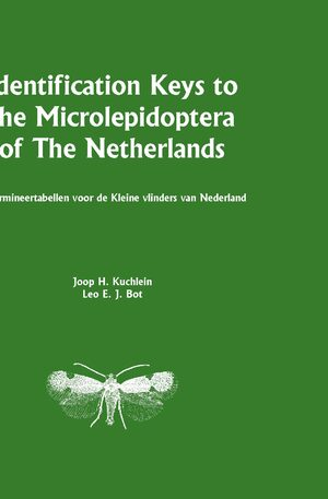 Cover Identification Keys to the Microlepidoptera of the Netherlands