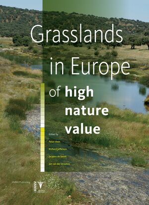 Cover Grasslands in Europe