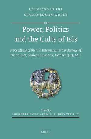Cover Power, Politics and the Cults of Isis