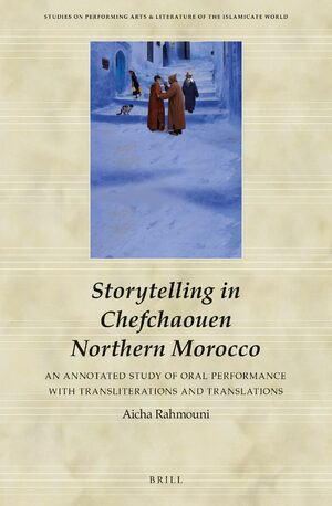Cover Storytelling in Chefchaouen Northern Morocco