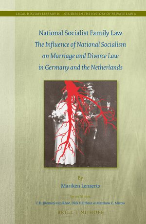 Cover National Socialist Family Law