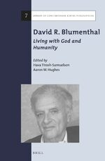 Cover David R. Blumenthal: Living with God and Humanity