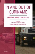 Cover In and Out of Suriname