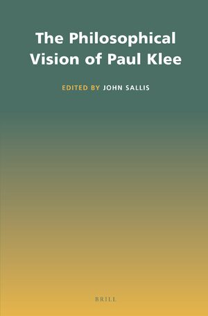The Philosophical Vision of Paul Klee