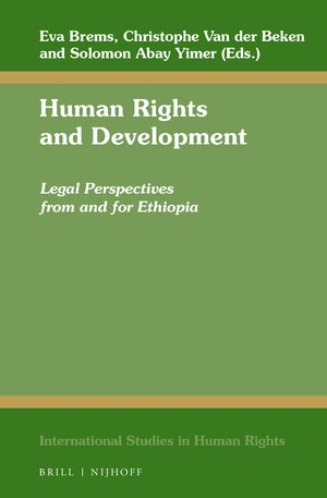 Cover Human Rights and Development