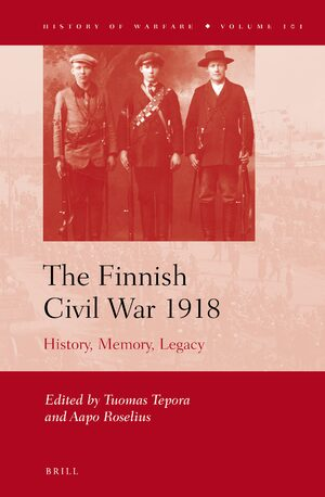 Cover The Finnish Civil War 1918