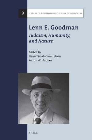 Cover Lenn E. Goodman: Judaism, Humanity, and Nature