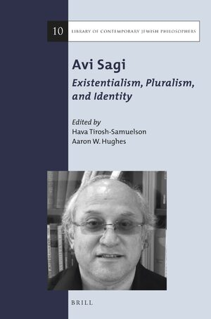 Cover Avi Sagi: Existentialism, Pluralism, and Identity