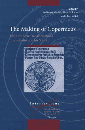Cover The Making of Copernicus