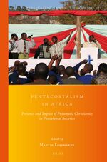 Cover Pentecostalism in Africa