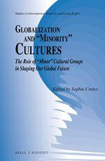 "Cover Globalization and ""Minority"" Cultures"