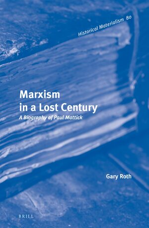 Cover Marxism in a Lost Century