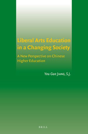 Cover Liberal Arts Education in a Changing Society