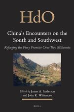 Cover China's Encounters on the South and Southwest