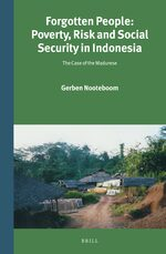Cover Forgotten People: Poverty, Risk and Social Security in Indonesia