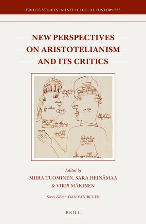 Cover New Perspectives on Aristotelianism and Its Critics