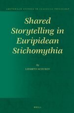 Cover Shared Storytelling in Euripidean Stichomythia