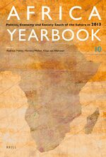 Cover Africa Yearbook Volume 10