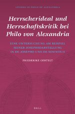 Cover Philo of Alexandria