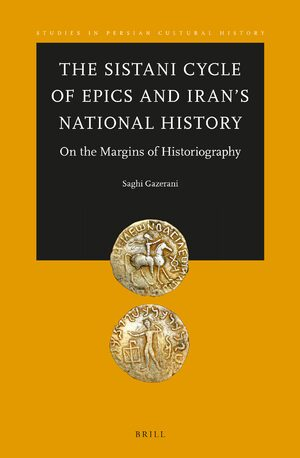Cover The Sistani Cycle of Epics and Iran's National History