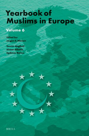Cover Yearbook of Muslims in Europe, Volume 6