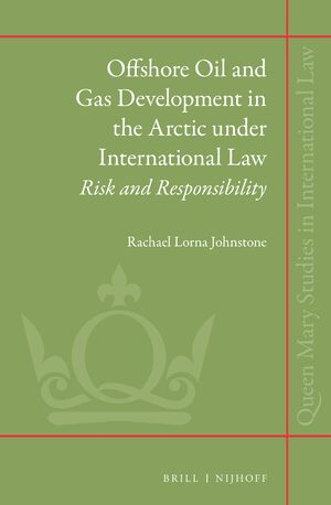 Cover Offshore Oil and Gas Development in the Arctic under International Law