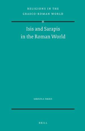 Cover Isis and Sarapis in the Roman World