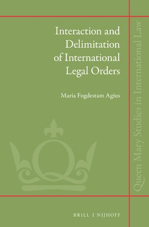 Cover Interaction and Delimitation of International Legal Orders