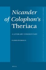 Nicander of Colophon's <i>Theriaca</i>