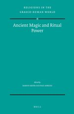 Cover Ancient Magic and Ritual Power