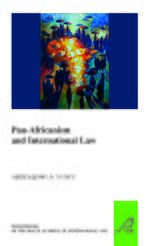Cover Pan-Africanism and International Law