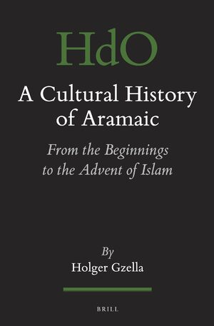 Cover A Cultural History of Aramaic