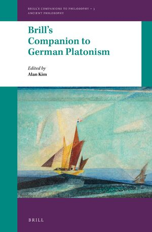 Brill's Companion to German Platonism Couverture du livre