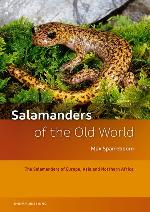 Cover Salamanders of the Old World