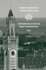 Cover Legacies of the Permanent Court of International Justice