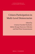 Cover Citizen Participation in Multi-level Democracies