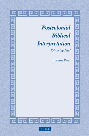 Cover Postcolonial biblical interpretation