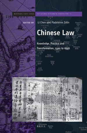Cover Chinese Law