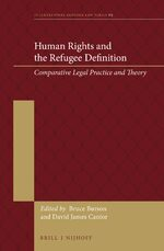Cover Human Rights and the Refugee Definition