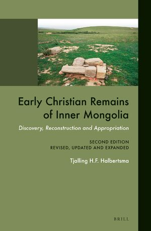 Cover Early Christian Remains of Inner Mongolia