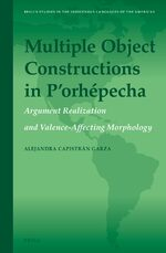 Cover Multiple Object Constructions in P'orhépecha